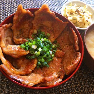 十勝風 豚丼
