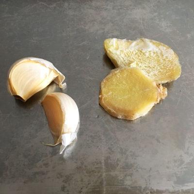 ニンニク生姜 冷凍保存方法