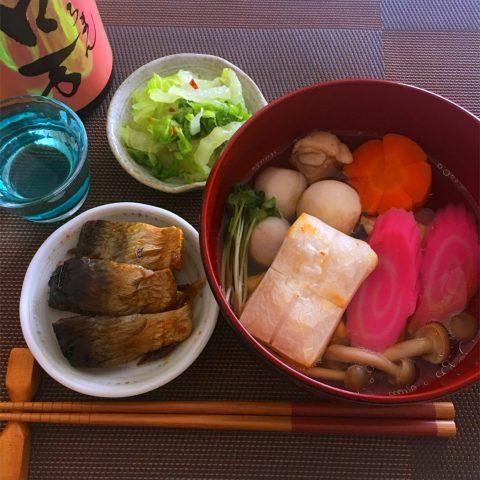 雑煮 日本酒 ロ万