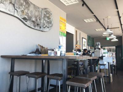 カレーアイランド北海道スタンプラリー TSUKI CAFE