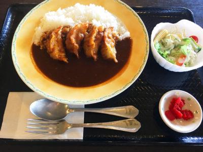 カレーアイランド北海道スタンプラリー 羽幌えびタコ餃子カレー