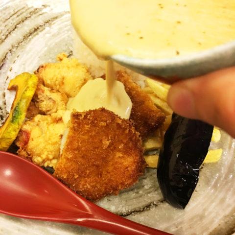 八雲グルメ|美味しいものが集結された一皿、二海カレー