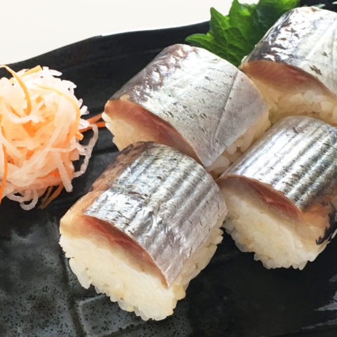 北海道産 生ニシン(鰊) 棒寿司(押し寿司)