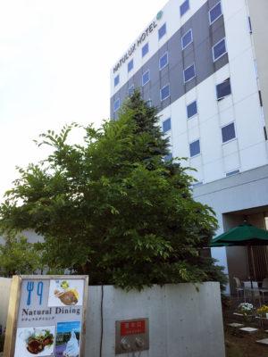カレーアイランド北海道スタンプラリー 富良野 ナチュラクスホテル