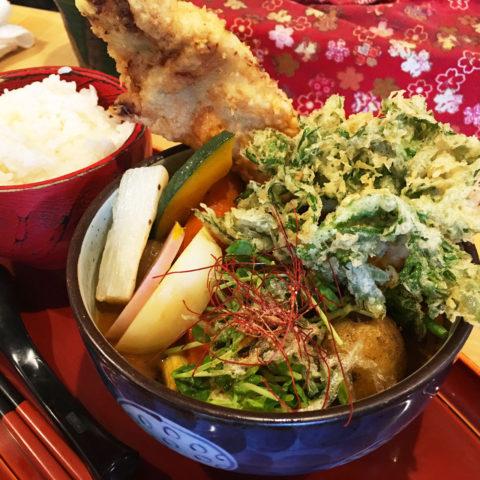 カレーアイランド北海道スタンプラリー 奥芝商店 おくしばぁちゃん 札幌スープカレー