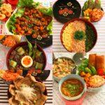 今週のお弁当(11月25日~11月29日)